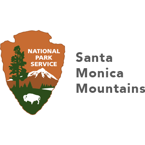 National Park Service logo, Santa Monica Mountains