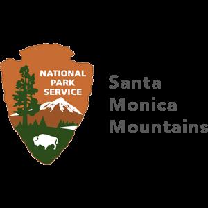 National Park Service logo, Santa Monica Mountains