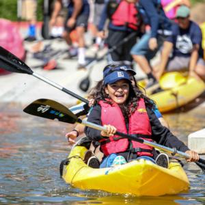 TAC Kayak Team Building Race | Arc Adventure
