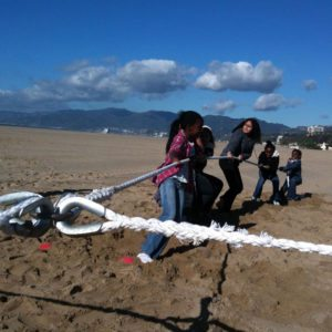 Team Building Beach Activities | arc Adventure